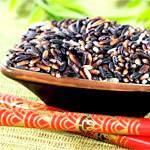 Чорний рис: приготування, користь і властивості. Чим чорний рис відрізняється від білого?