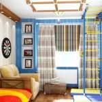 Дитяча кімната: ідеї для інтер'єру кімнати хлопчика