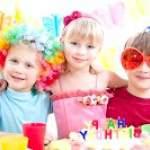 Дитяча вечірка - як справити день народження дитини