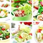 Дієтичні салати з овочів на будь-який смак
