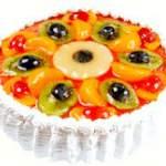 Фруктовий торт - найкращі рецепти тортів з фруктами