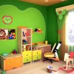 Інтер'єр дитячої кімнати, або як створити казку для дитини