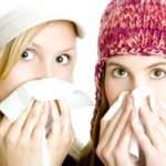Позбавляємося від застуди на носі