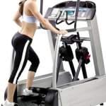 Еліптичний тренажер, схуднення, заняття на еліптичному тренажері