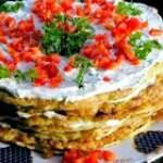 Кабачковий торт - кращі рецепти приготування кабачкової торта
