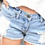 Як красиво порізати джинси