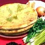 Як приготувати осетинські пироги - рецепти начинок і приготування тіста