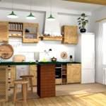 Кухня в стилі кантрі: просто, зручно і затишно