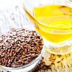 Лляна олія для схуднення - харчова добавка для спалювання жиру