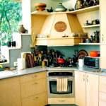Оформлення кухні-малометражки: як вмістити максимум потрібного в мінімум квадратних метрів