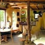 Ремонт і прикраса інтер'єру квартири в екостилі