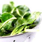 Сік шпинату: склад, властивості і користь соку шпинату