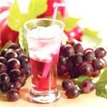 Виноградний сік, його склад і властивості