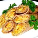 Млинці з начинкою - страва улюблене багатьма