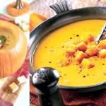 Страви з гарбуза: рецепти смачних супів-пюре з гарбуза