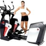 Еліптичний тренажер: м'язи навантажуємо, суглоби бережемо!