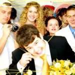 Невульгарна конкурси на весілля і викуп нареченої