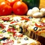 Піца без дріжджів - швидко, смачно і корисно!