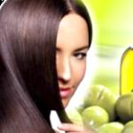 Користь оливкової олії для волосся