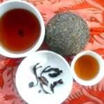 Пуер, чорний чай