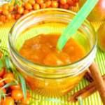 Рецепти варення з обліпихи - смак і користь