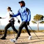 Скандинавська ходьба з палицями: мінімум зусиль - максимум користі
