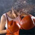 Жінка і єдиноборства: кікбоксинг, тай-бо, бокс