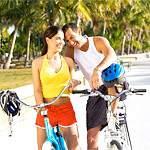 Чи є користь від їзди на велосипеді? Користь велосипеда