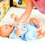 Чому у новонародженого лущиться шкіра