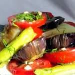 Закуска з баклажанів: легкі і доступні рецепти